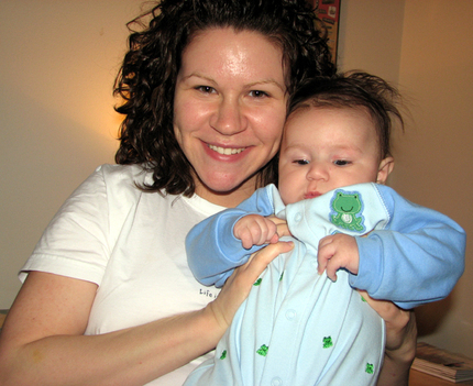 Momma_with_kara_in_ribbit_onesie